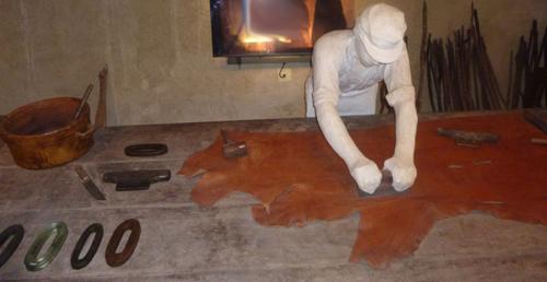 Igualada leather museum Cal Granotes