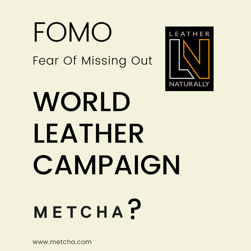 Metcha Leather Naturally